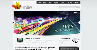 template Unite