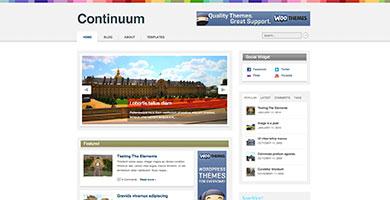 Thème Continuum