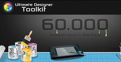 Ultimate Designer Toolkit promo